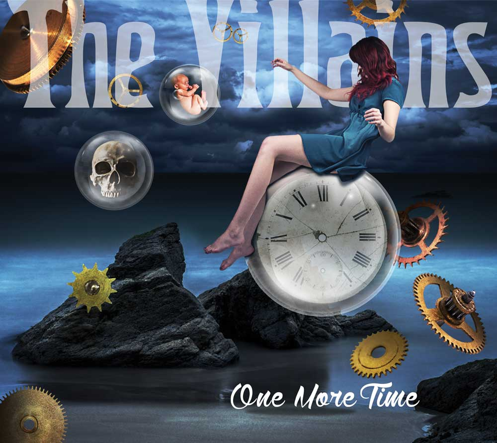 The Villains, One More Time CD