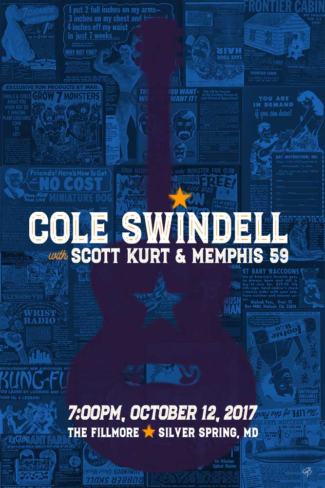 Cole Swindell at The Fillmore